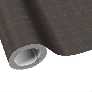 Loch of Aboyne Plaid Wrapping Paper