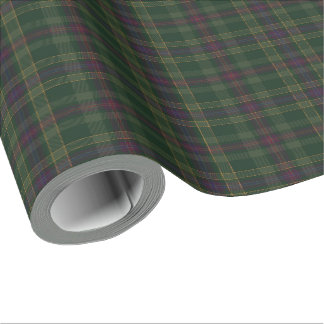 Lochan na h-Achlaise Plaid Wrapping Paper