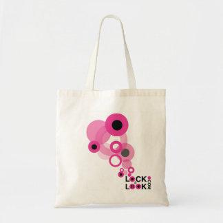 Lock and Look Tote Bag