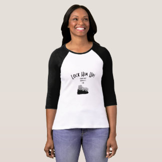 Lock Him Up with Commissary Cake Ladies' T-Shirt