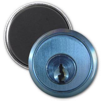 Lock Magnet Fridge Magnet