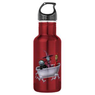 Lock, Shock, and Barrel in Bathtub 532 Ml Water Bottle