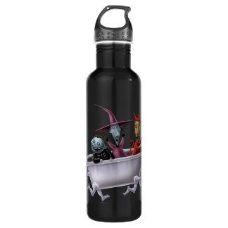 Lock, Shock, and Barrel in Bathtub 710 Ml Water Bottle