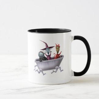 Lock, Shock, and Barrel in Bathtub Mug