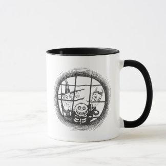 Lock, Shock, and Barrel - Looking out Window Mug