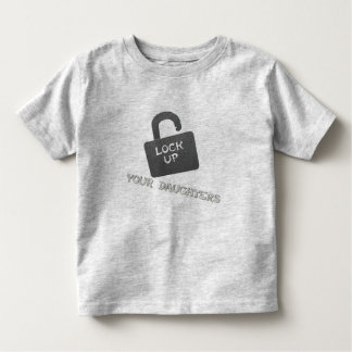 Lock up your daughters - t-shirt