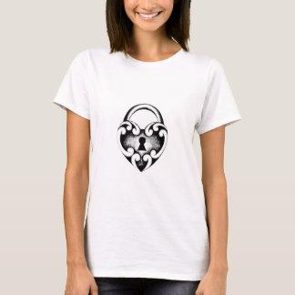 locked heart T-Shirt