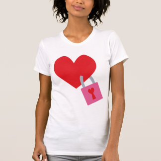 Locked Heart T-shirts