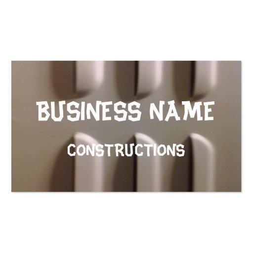 locker door business card