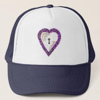 Locker Heart Baseball Cap