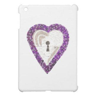 Locker Heart I-Pad Mini Back Case For The iPad Mini