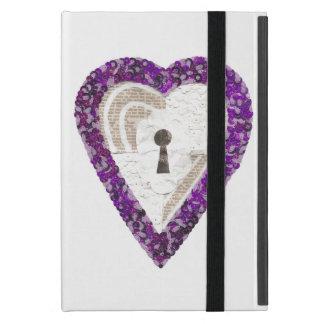 Locker Heart I-Pad Mini Case