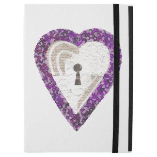 Locker Heart I-Pad Pro Case