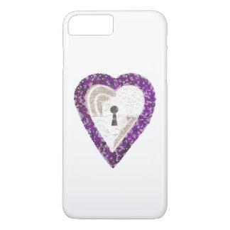 Locker Heart I-Phone 8/7 Plus Case