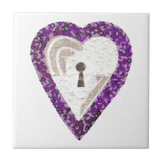 Locker Heart Tile