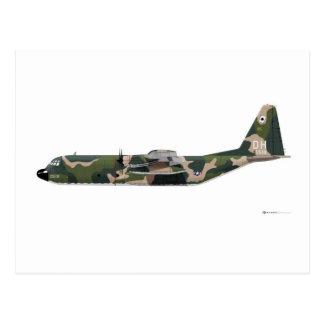 Lockheed C-130 Hercules Vietnam Postcard