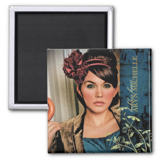 Lockless Heart Album Cover Magnet