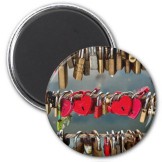 Locks of Love Magnet