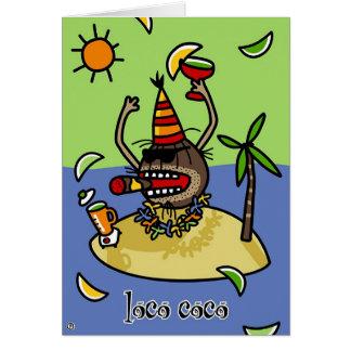 loco coco card