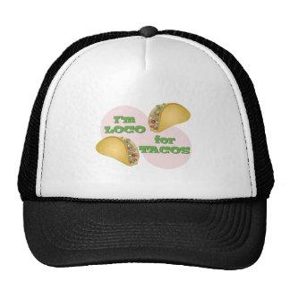 Loco For Tacos Cap
