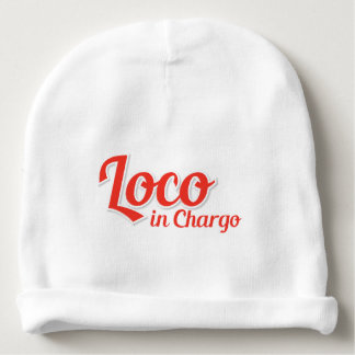 Loco In Chargo Baby Beanie
