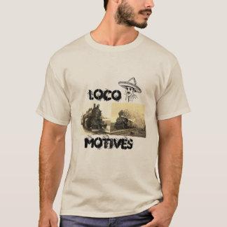 Loco Motives Train Shirt