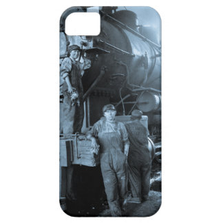 Locomotive Ladies Roundhouse Rosies World War I Case For The iPhone 5