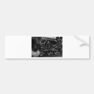 Locomotive mechanic school bumper sticker