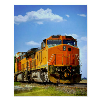 Locomotive Poster