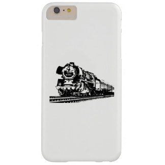 Locomotive Silhouette Barely There iPhone 6 Plus Case