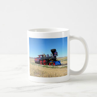 Locomotive Steam Engine Train Photo Coffee Mug
