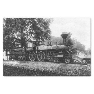Locomotive Tissue Paper