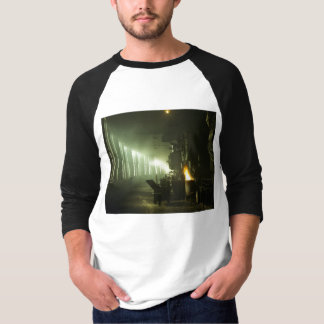 Locomotives in the Roundhouse T-Shirt