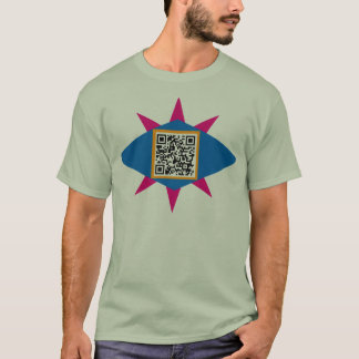 LOE QR CODE 2 T-Shirt