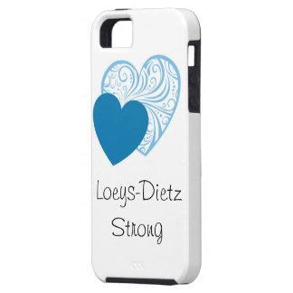 Loeys-Dietz Iphone 5/5s Tough Case