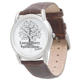 Loeys-Dietz Mens Awareness Watch