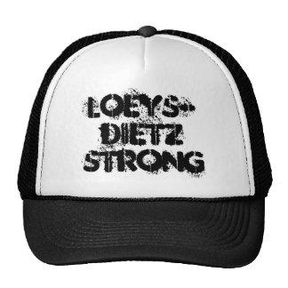 Loeys-Dietz Strong Baseball Cap