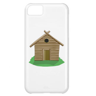 Log Cabin iPhone 5C Cover