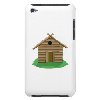 Log Cabin Barely There iPod Case