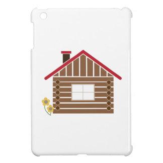 Log Cabin iPad Mini Cases