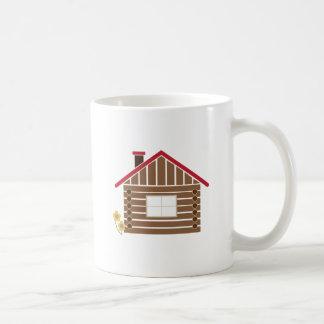 Log Cabin Mugs