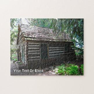 Log Cabin Puzzle