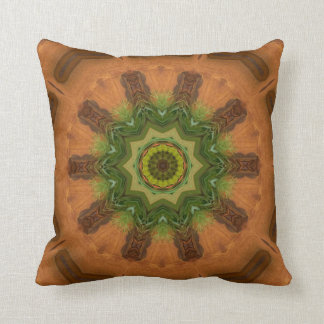 Log Cabin Retreat. Cushion