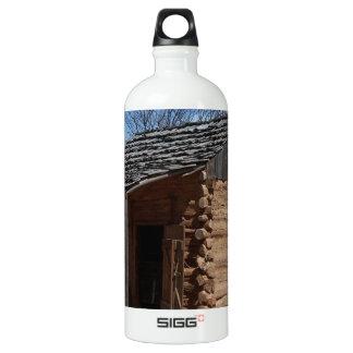 Log Cabin SIGG Traveller 1.0L Water Bottle