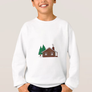 Log Cabin Sweatshirt