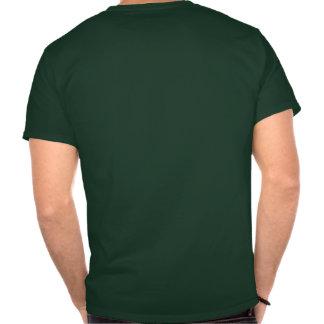 Log Cabin Treehouse Tee Shirts