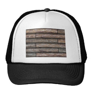 Log Cabin Wall Hat