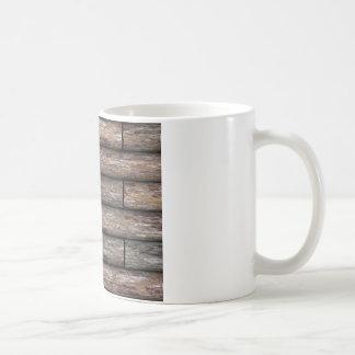 Log Cabin Wall Mugs