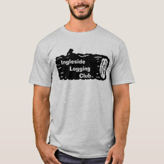 log, Ingleside        Logging              Club  T-Shirt
