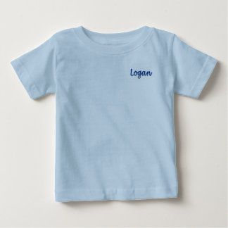 Logan Baby Fine Jersey T-Shirt